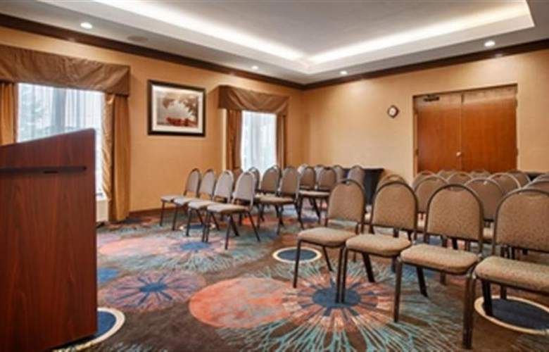 Best Western Plus Windsor Suites - Conference - 44