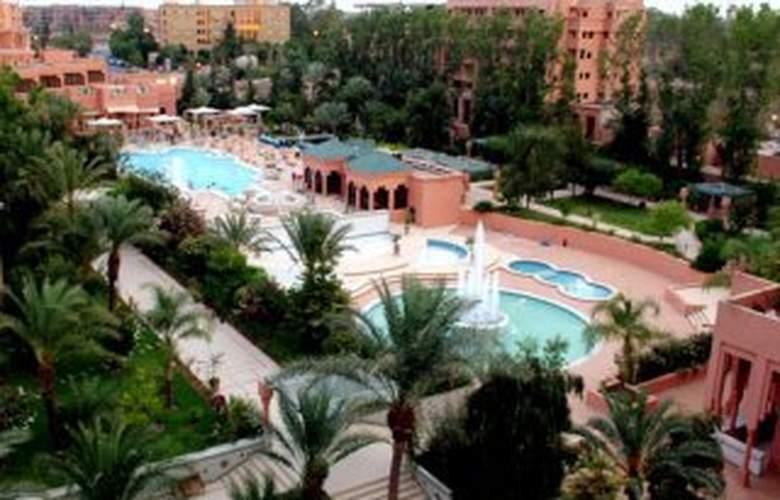 Mansour Eddahbi & Palais des Congres - Hotel - 0