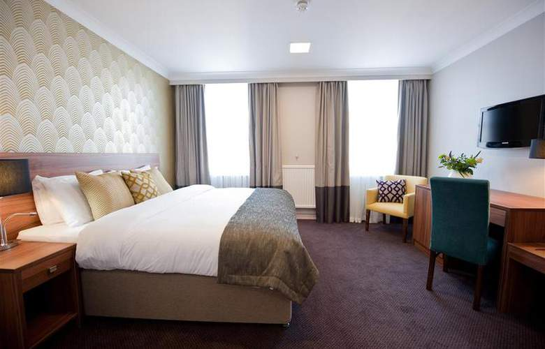 Best Western Mornington Hotel London Hyde Park - Room - 86