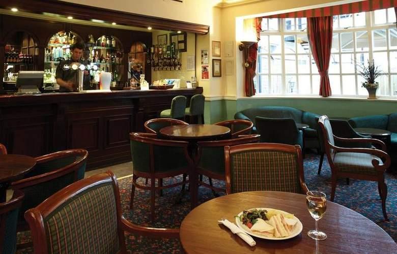 Best Western George Hotel Lichfield - Restaurant - 129