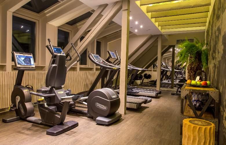 Excelsior Hotel Ernst - Sport - 8
