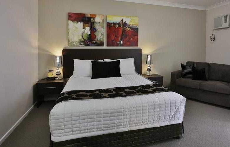 BEST WESTERN Kimba Lodge Motel - Hotel - 34