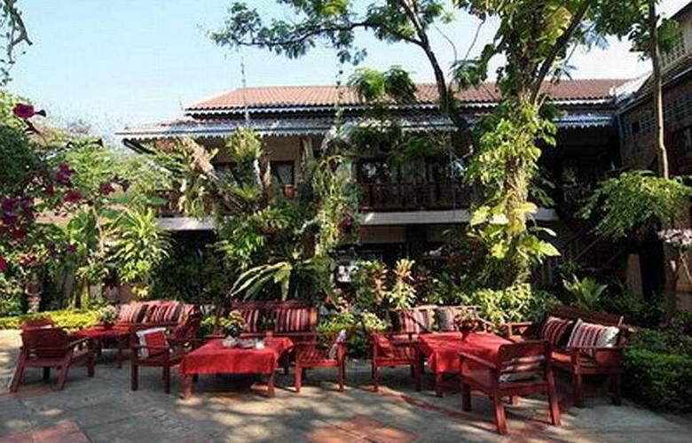 Mae Hong Son Mountain Inn & Resort - Terrace - 9