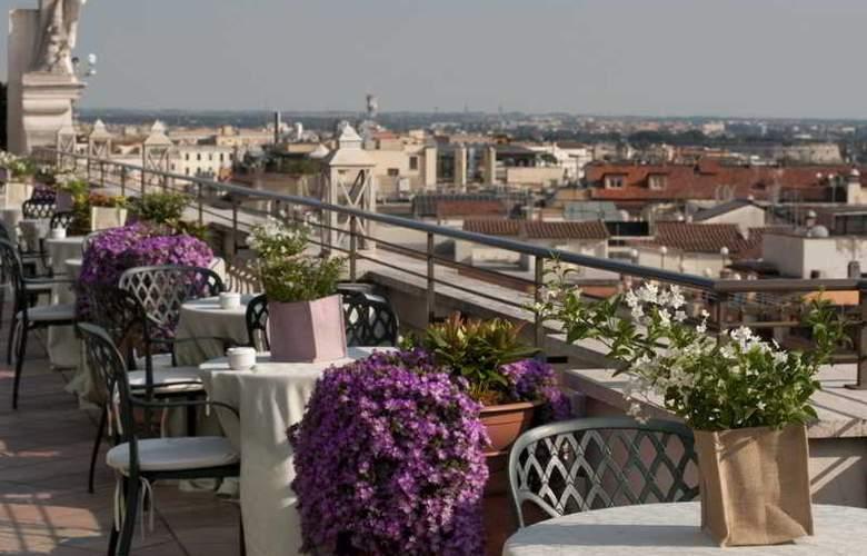 Marriott Grand Flora - Terrace - 7