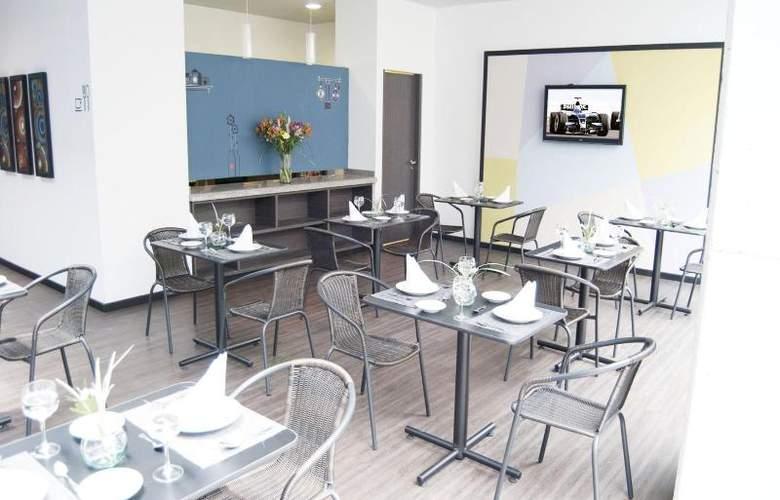 Best Western Calleja Suites - Restaurant - 13
