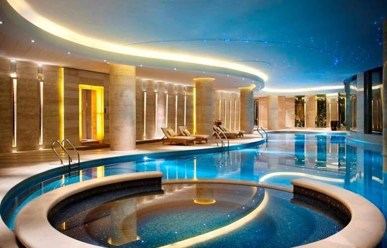 Hilton Hangzhou Qiandao Lake Resort - Pool - 12