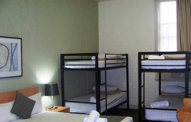 Aarons Hotel Sydney - Room - 3