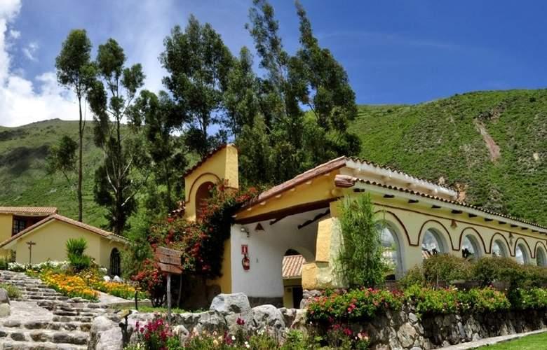 La Hacienda Del Valle - Hotel - 4