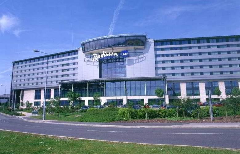 Radisson Blu Hotel Manchester Airport - General - 2