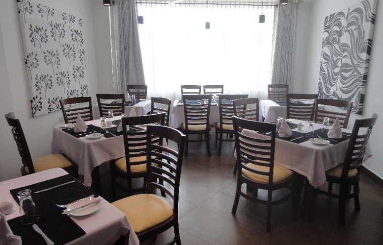 Port View City Hotel - Restaurant - 2