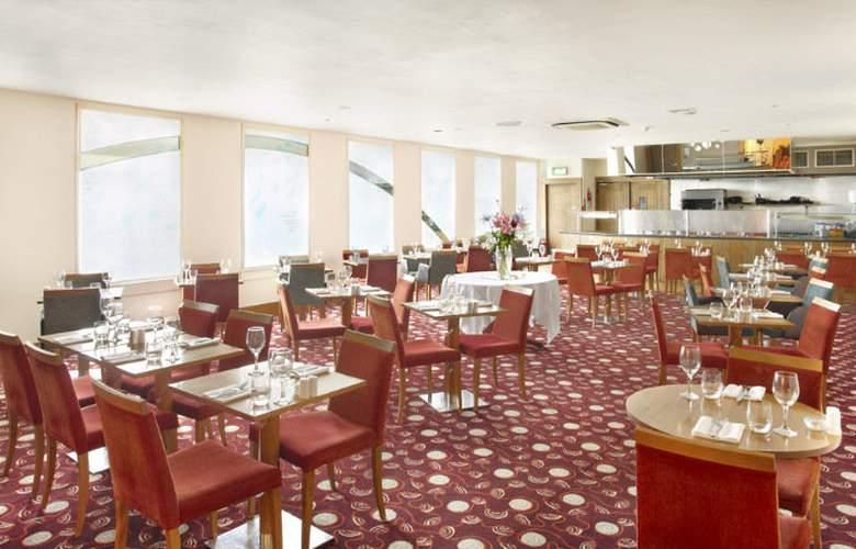 County Hotel by Thistle Newcastle - Restaurant - 5