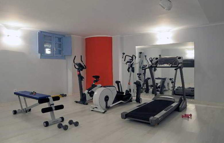 Kythira Golden Resort - Sport - 12