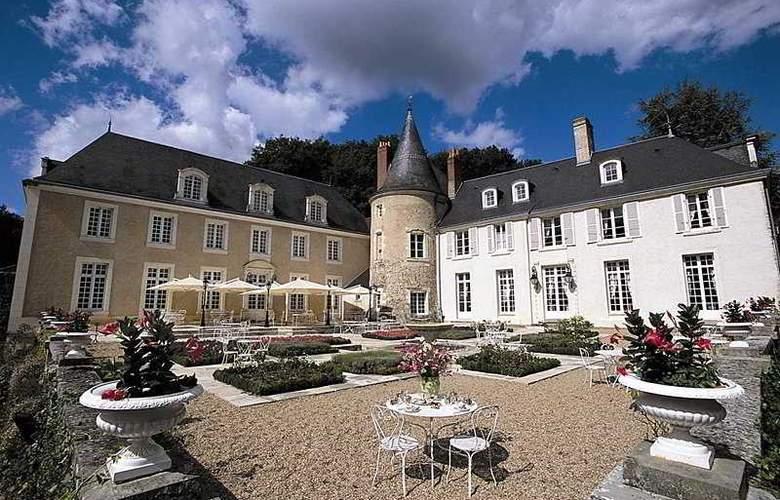 Château de Beauvois - Terrace - 11