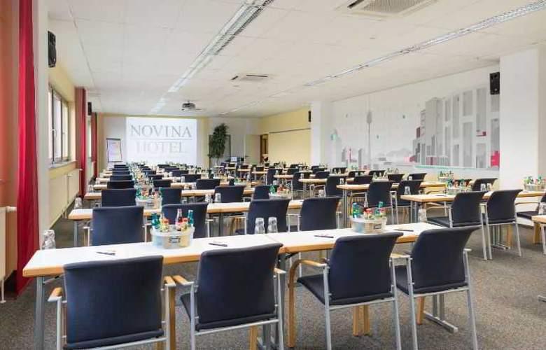 Novina Sudwestpark Hotel - Conference - 14