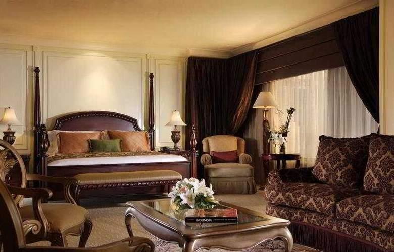 Crowne Plaza Jakarta - Room - 3