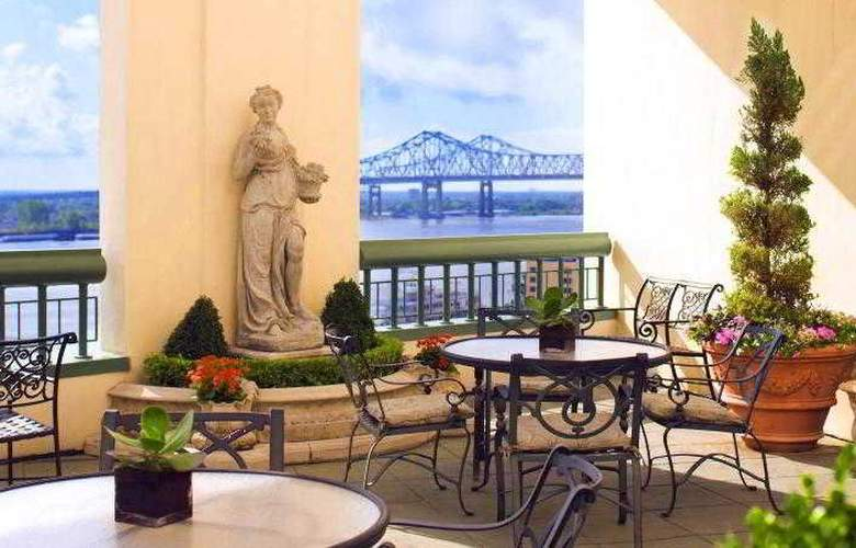The Westin New Orleans Canal Place - Terrace - 6