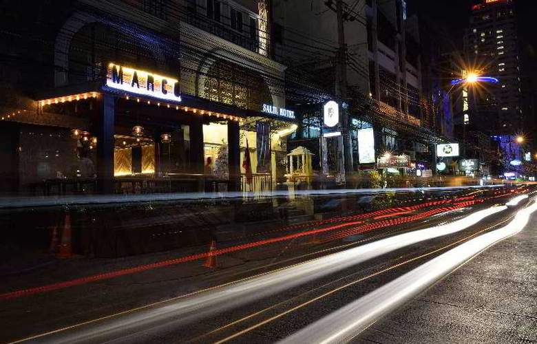 Salil Hotel Sukhumvit Soi Thonglor1 - Hotel - 13