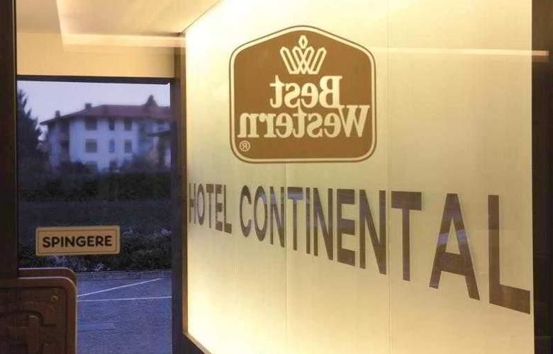 Best Western Continental - Hotel - 31