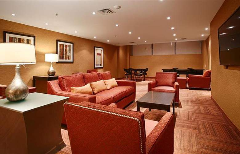 Best Western Plus Montreal Downtown Hotel Europa - General - 43