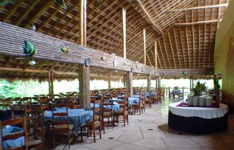 The lodge At Chichen Itza - Restaurant - 8
