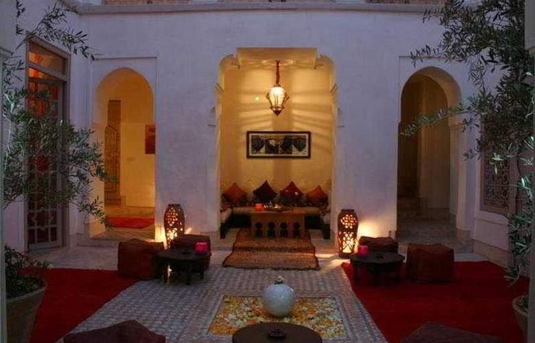 Riad Baraka & Karam - Terrace - 8