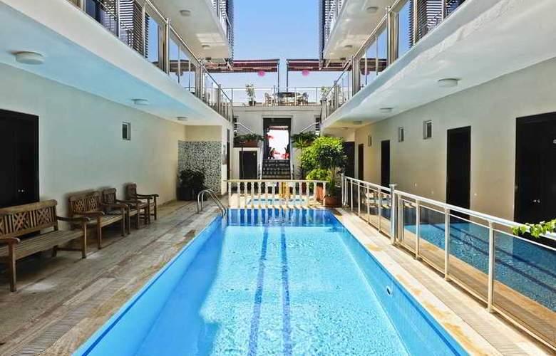 Palmiye Beach Hotel - Pool - 9
