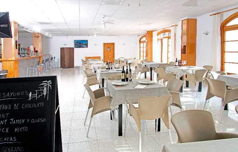 Apartamentos Mar Blanca - Restaurant - 18