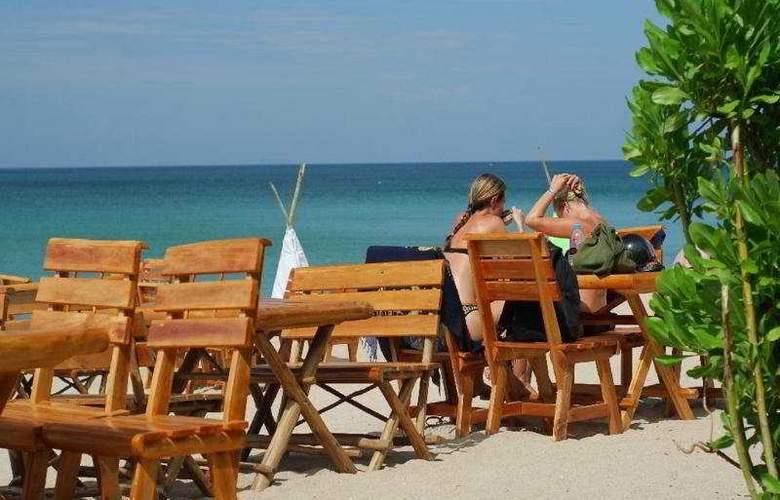 Lanta Nice Beach Resort - Beach - 9