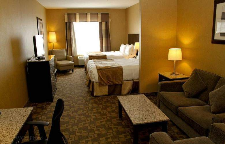 Best Western South Edmonton Inn & Suites - Room - 128