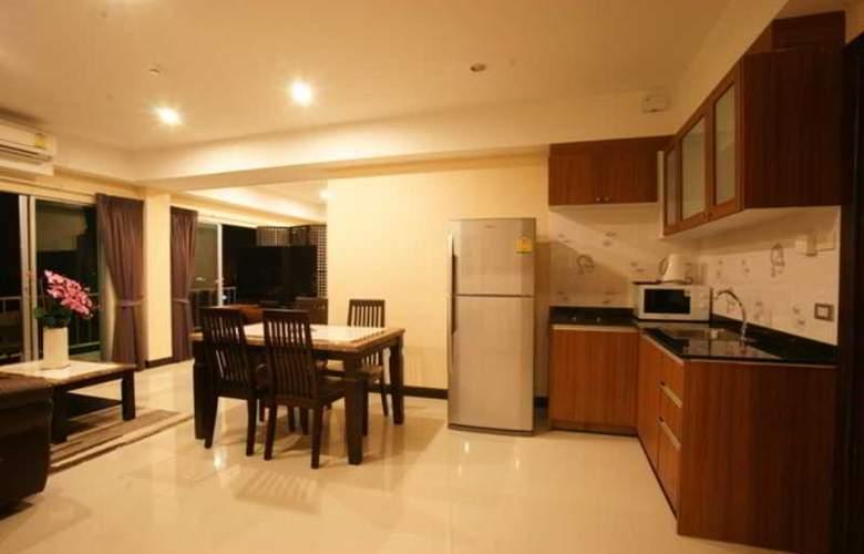 Suksabai Residence Pattaya - Room - 15