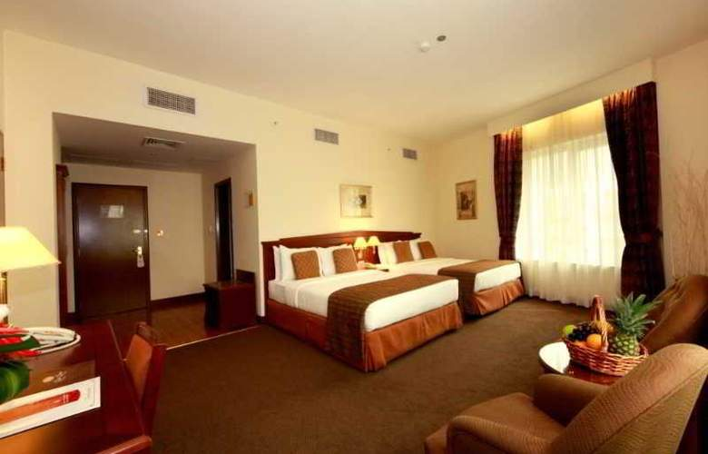 Howard Johnson Hotel Bur Dubai - Room - 8