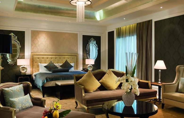 Sofitel Shanghai Sheshan Oriental - Room - 63