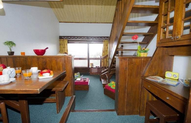 Residence Maeva Le Mont d´Arbois - Room - 7