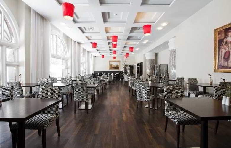 Scandic Palace Copenhagen - Restaurant - 16