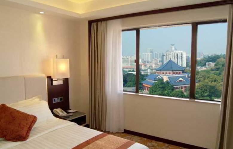 GuangDong Hotel - Room - 15