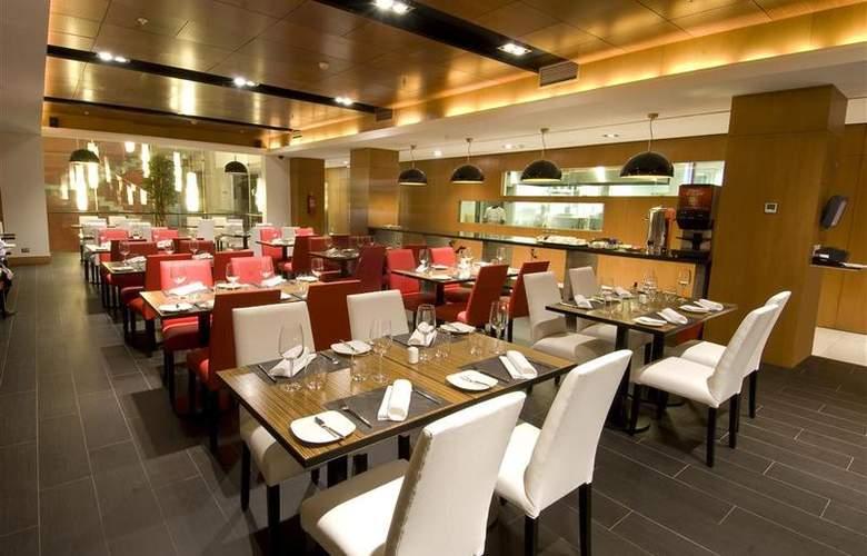 Best Western Premier Marina Las Condes - Restaurant - 28