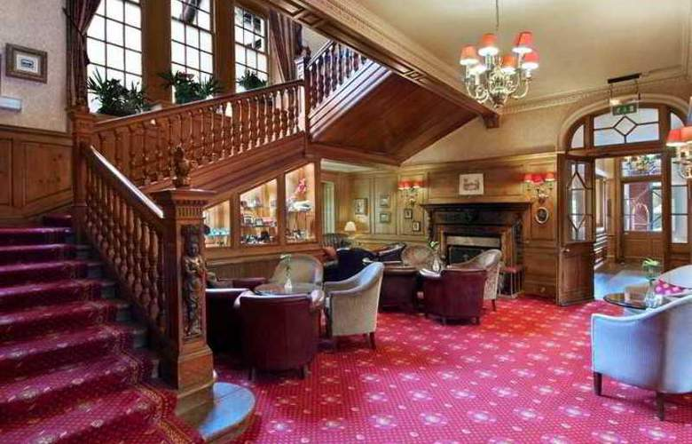 Hilton Dunkeld House Hotel and Country Club - Hotel - 6