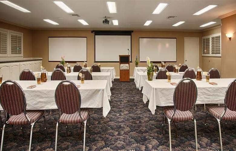 Best Western Plus Pepper Tree Inn - Conference - 5