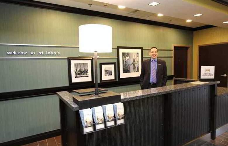 Hampton Inn & Suites by Hilton St. John's Airport - Hotel - 8