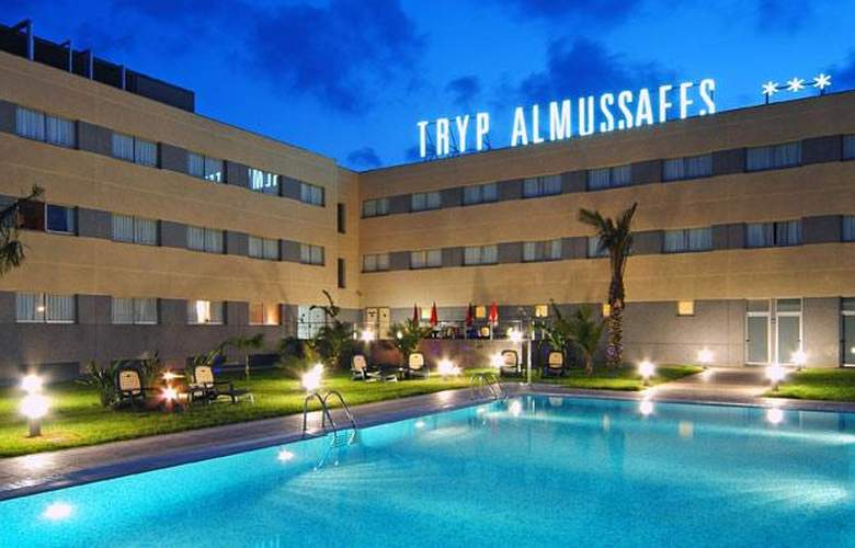 Tryp Valencia Almussafes - Hotel - 0