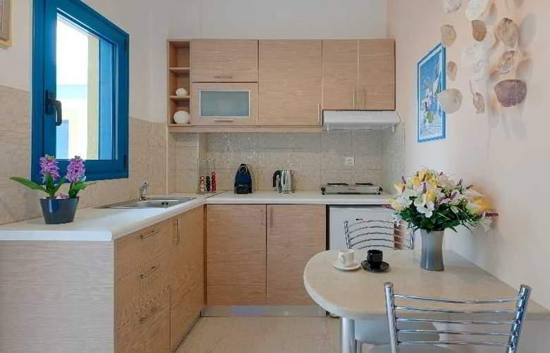 Pyrgos Beach Apartments - Room - 10