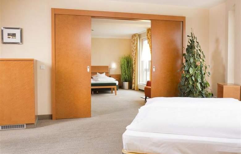 Best Western Premier Airporthotel Fontane Berlin - Room - 46
