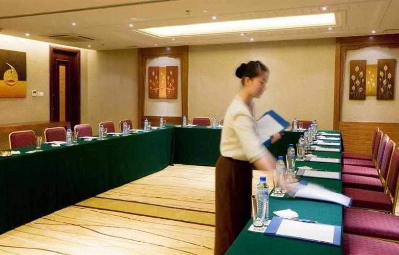 Pullman Yalong Bay Hotel & Resort - Hotel - 8