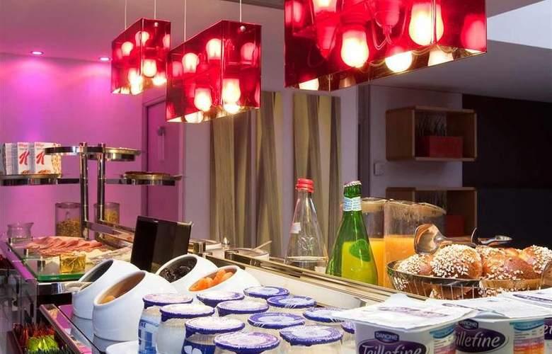 Mercure Paris Arc de Triomphe Etoile - Restaurant - 26