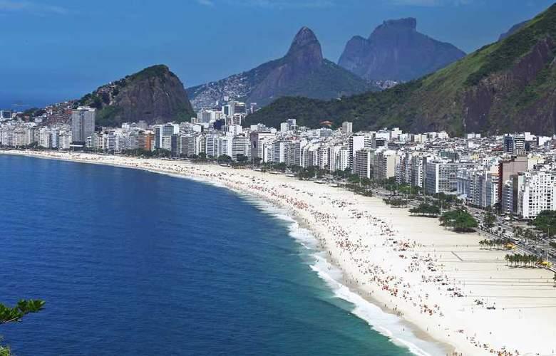Hilton Rio de Janeiro Copacabana - Hotel - 0