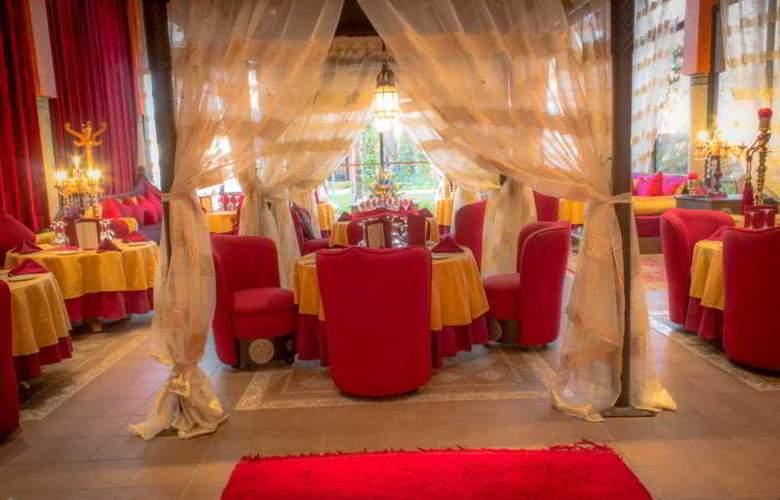 Royal Mirage Deluxe - Restaurant - 4