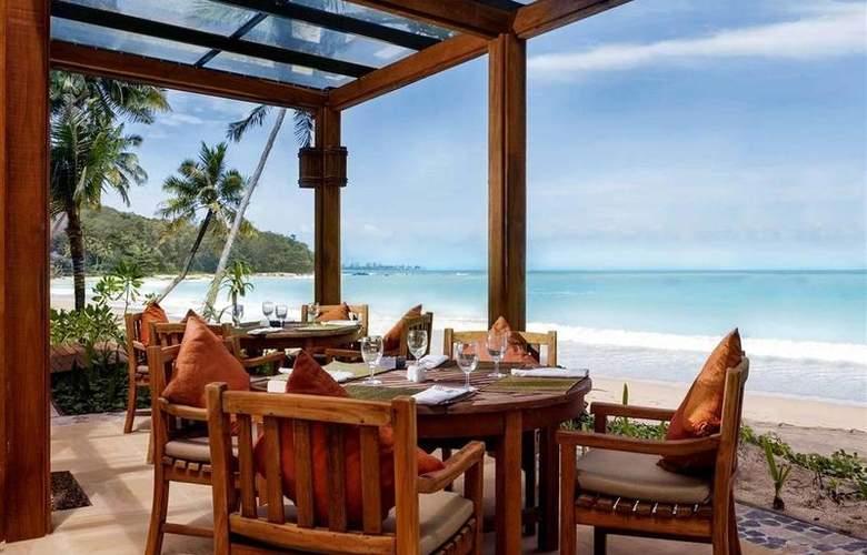 Le Meridien Khao Lak Beach and Spa Resort - Restaurant - 101