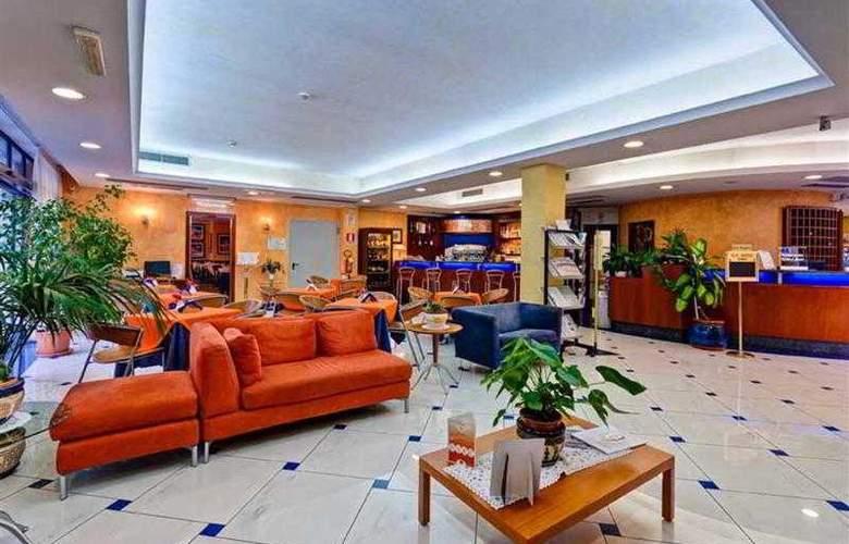 Best Western Blu Hotel Roma - Hotel - 42