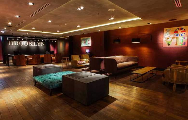 DoubleTree by Hilton Amsterdam - NDSM Wharf - General - 1