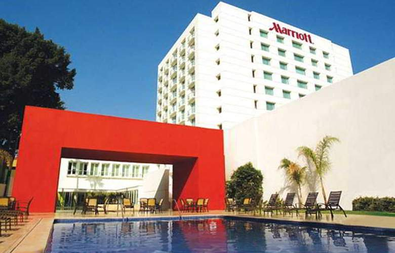 Marriott Tijuana - Hotel - 0